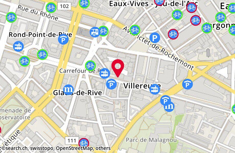 rue de la Terrassière 9,1207 Genève