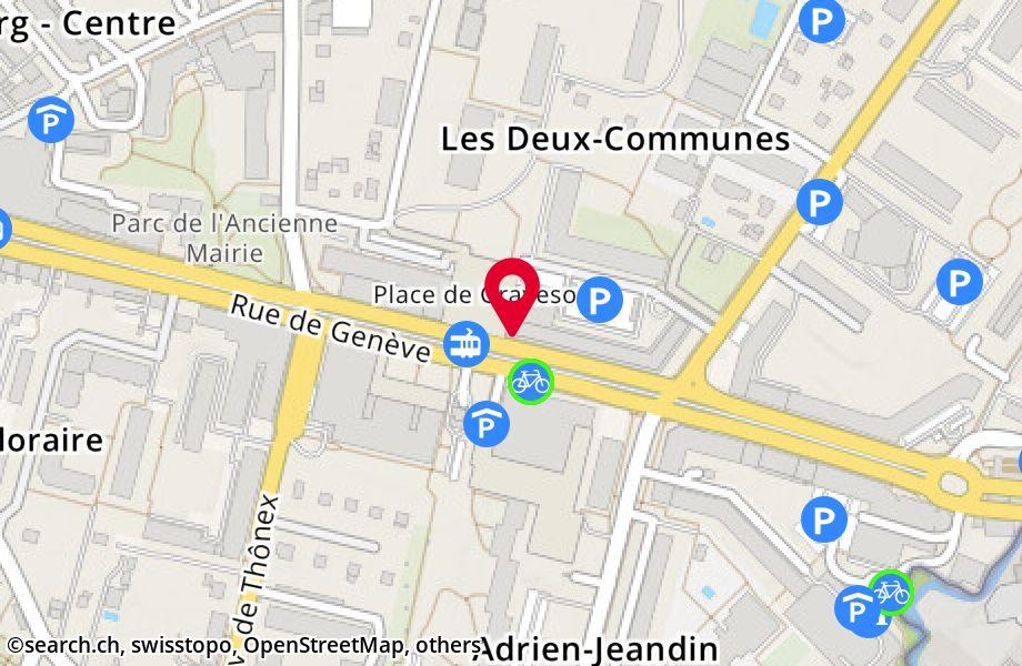 rue de Genève 109,1226 Thônex