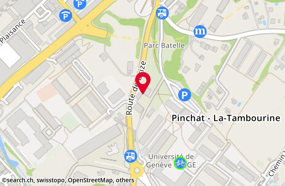 rue de la Tambourine 3,1227 Carouge