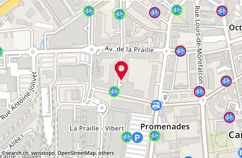 rue des Caroubiers 23,1227 Carouge
