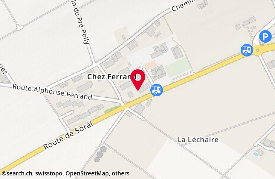 route de Soral 162,1233 Bernex