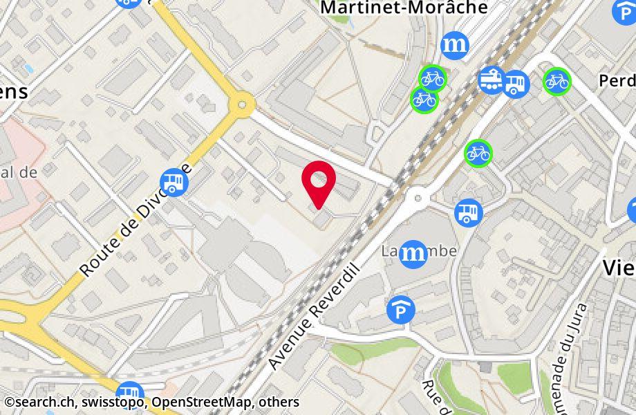rue de la Morâche 10,1260 Nyon
