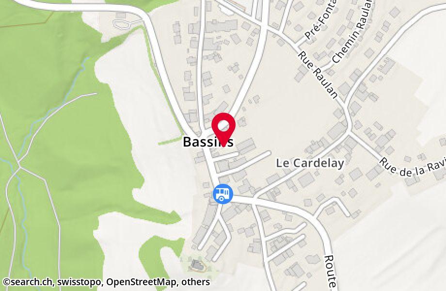 place de la Couronne 5,1269 Bassins