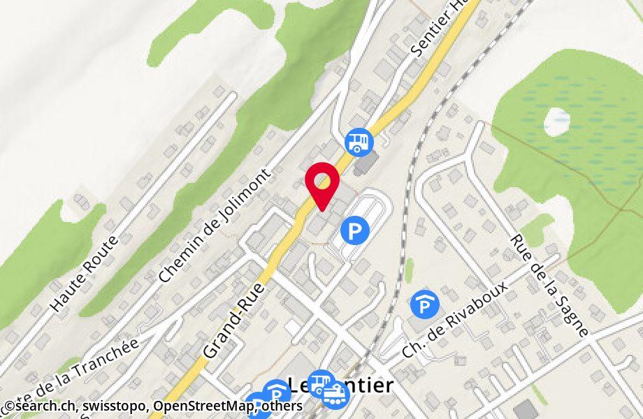 Grande-Rue 36 B,1347 Le Sentier