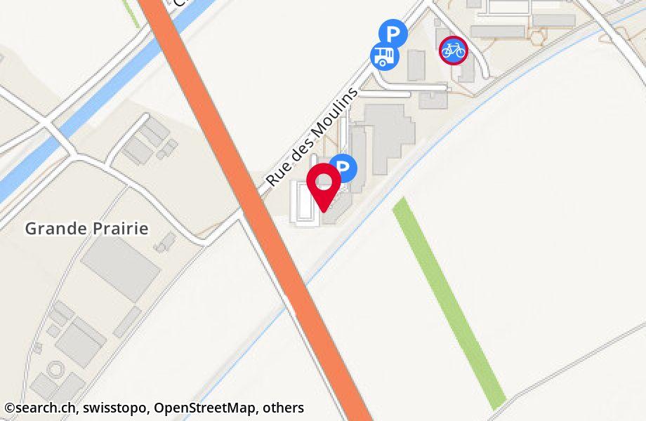 rue des Moulins 129,1400 Yverdon-les-Bains