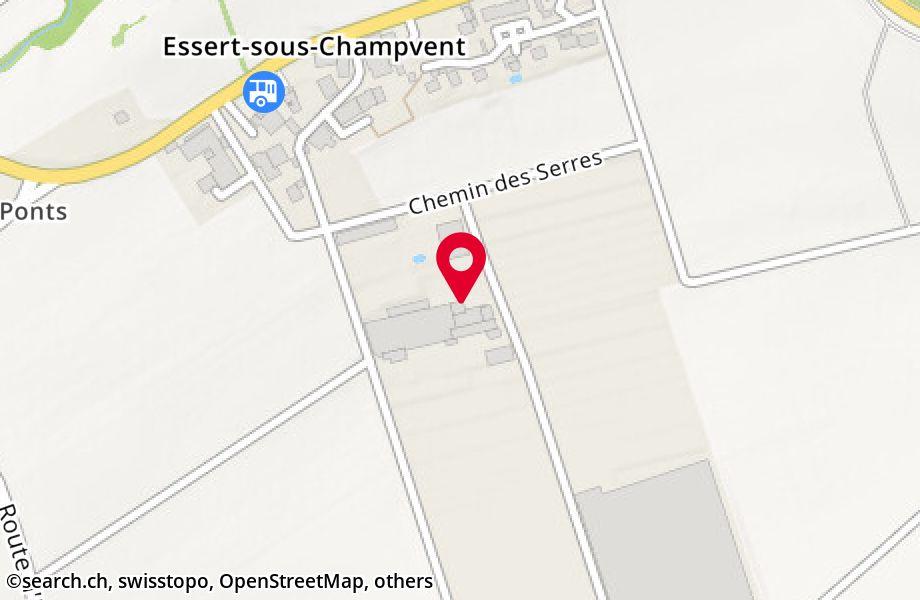 chemin des Serres 4,1443 Essert-sous-Champvent