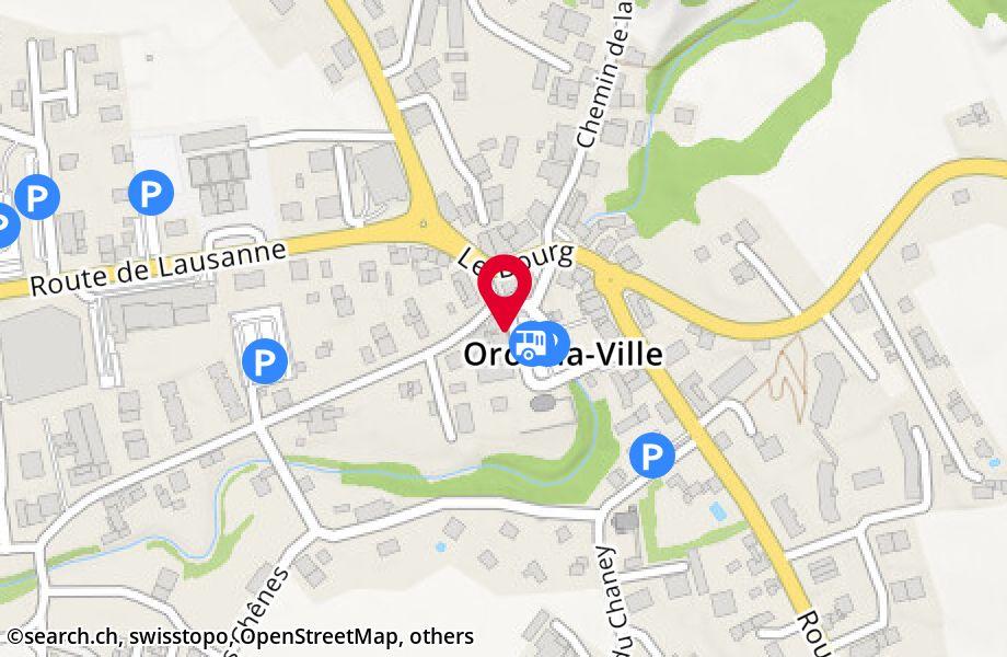 le Bourg 11,1610 Oron-la-Ville