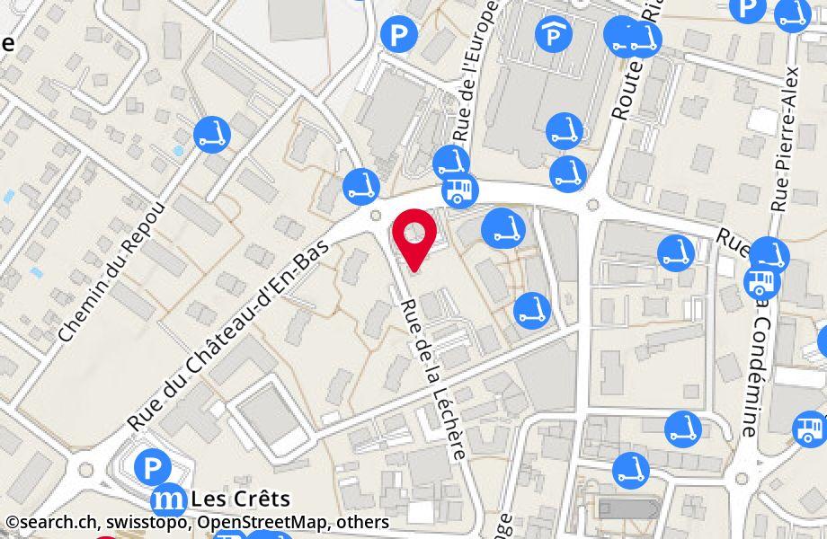 rue de la Léchère 30,1630 Bulle