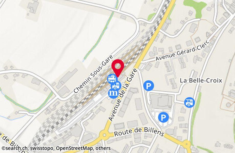 route de la Gare 1,1680 Romont