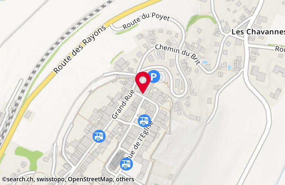 rue des Moines 58,1680 Romont
