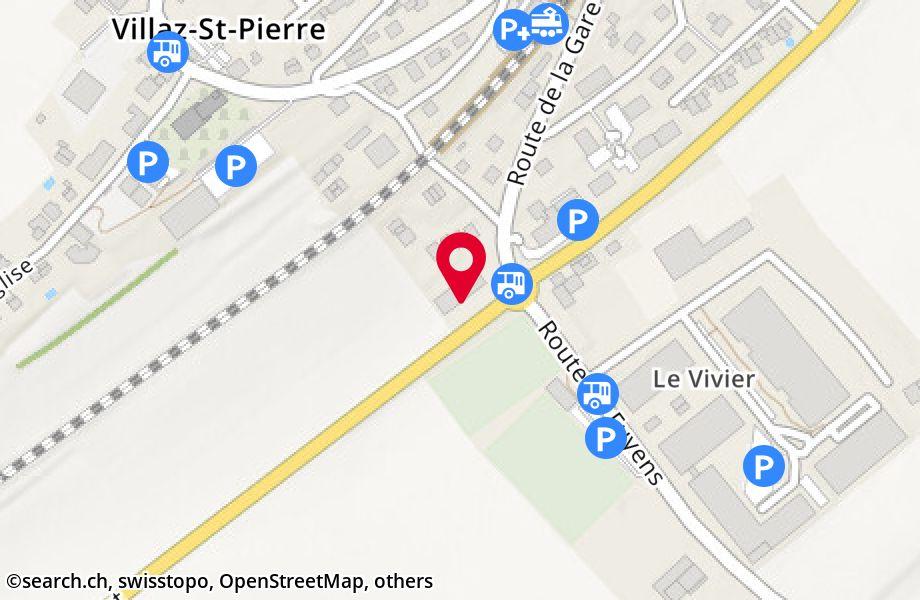 route de la Gare 62,1690 Villaz-St-Pierre