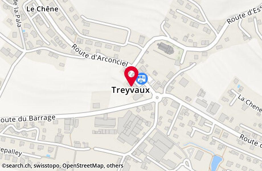 route d'Arconciel 3,1733 Treyvaux
