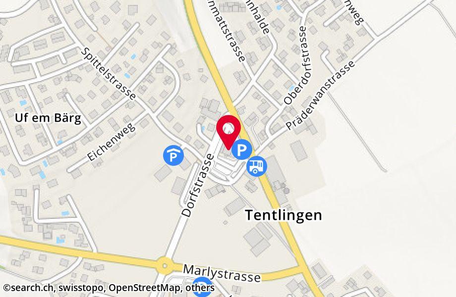 Käsereistrasse 2,1734 Tentlingen