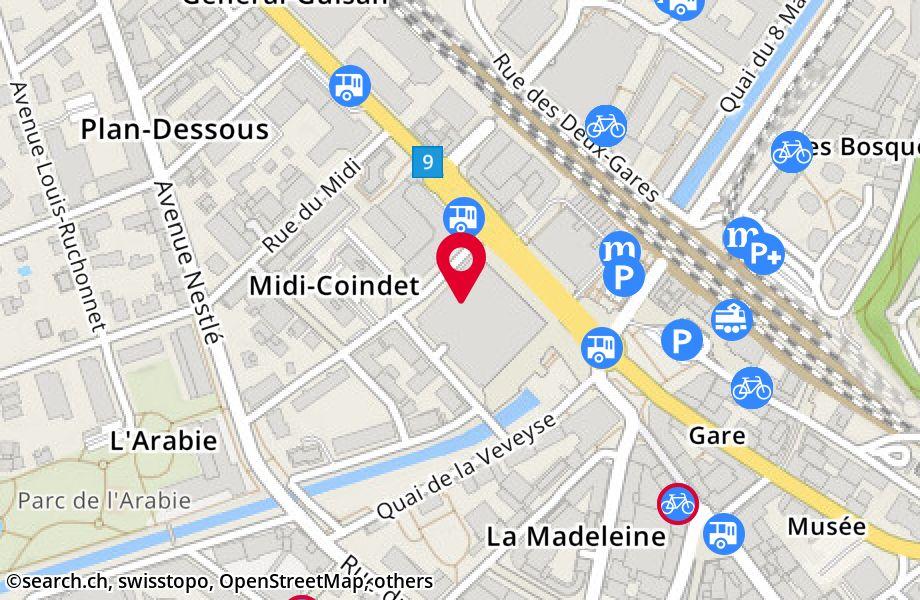 avenue Général-Guisan 15,1800 Vevey