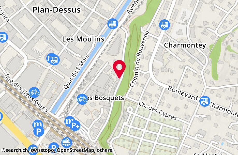 rue des Bosquets 18,1800 Vevey