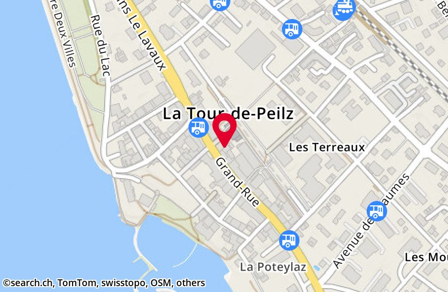 place du Temple 2,1814 La Tour-de-Peilz