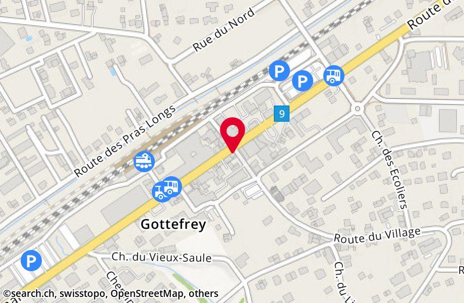 rue de Gottefrey 21,1907 Saxon