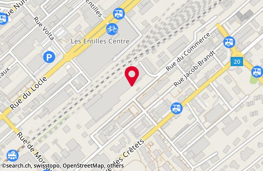 rue du Commerce 100,2300 La Chaux-de-Fonds