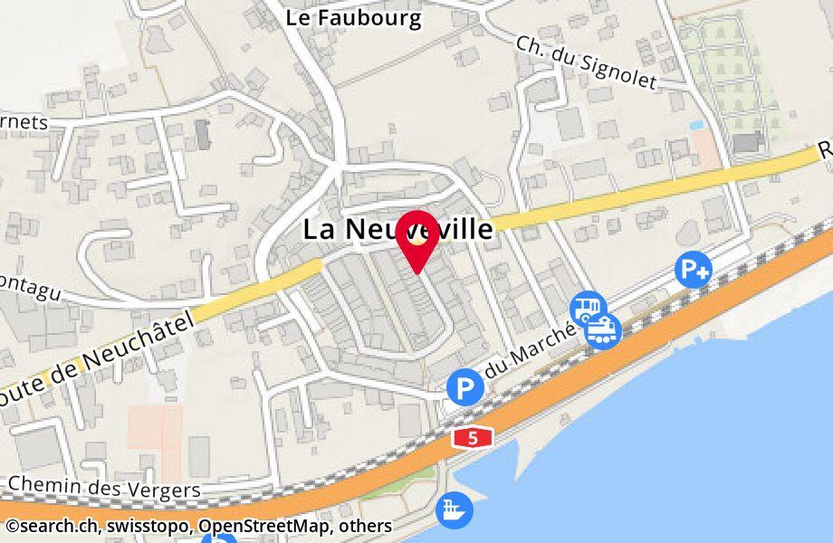 rue du Collège 10,2520 La Neuveville