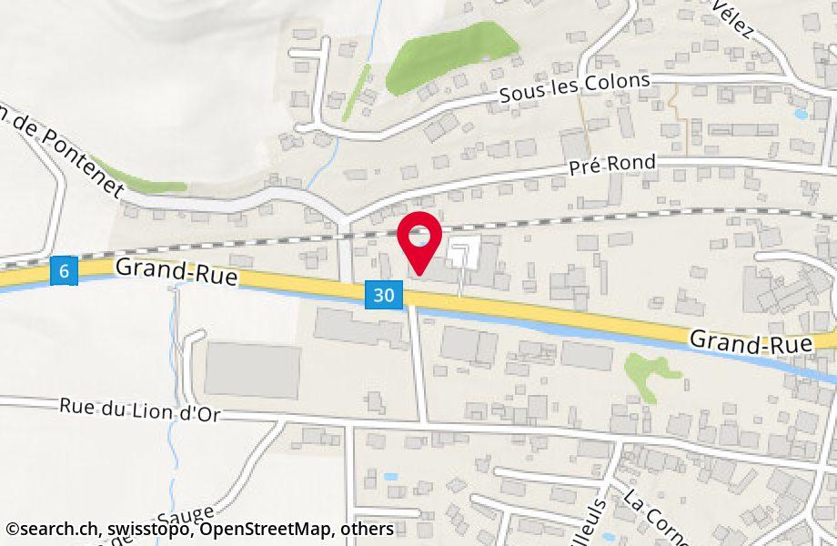 Grand Rue 76,2735 Malleray
