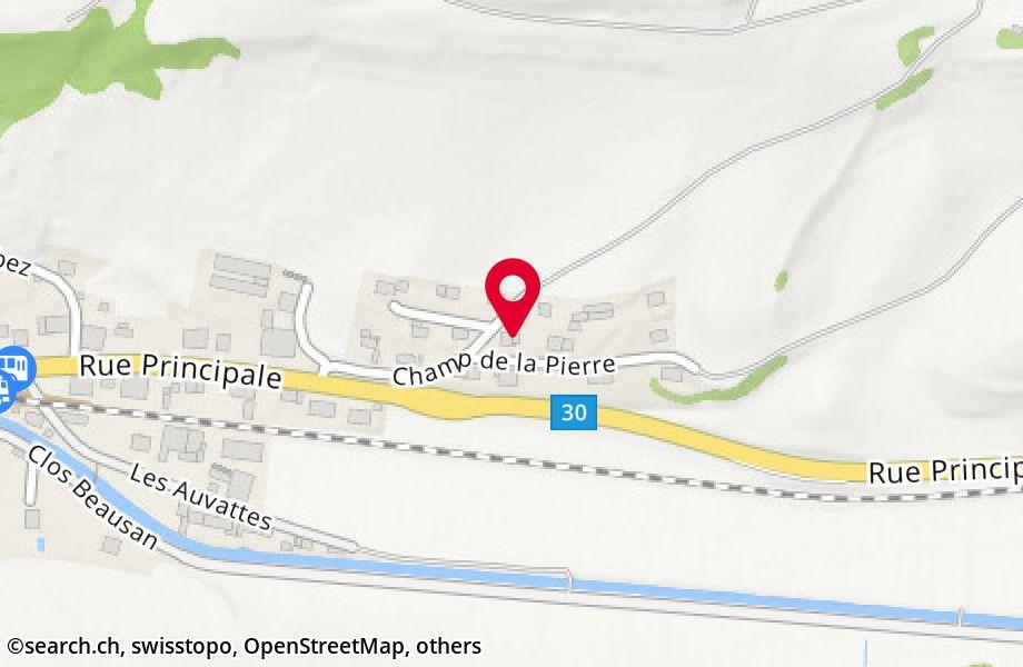 Champ de la Pierre 24,2736 Sorvilier