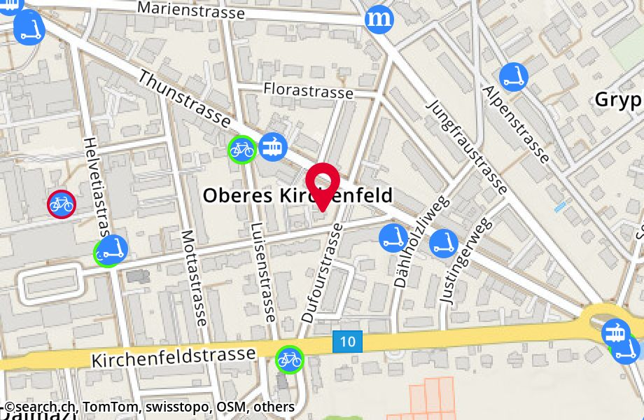 Dufourstrasse 28,3005 Bern