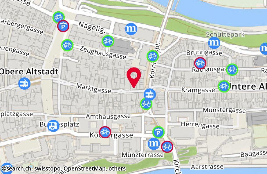Marktgasse 6/8,3011 Bern