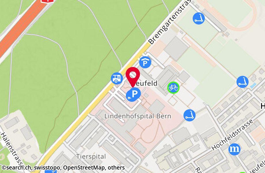 Bremgartenstrasse 119,3012 Bern