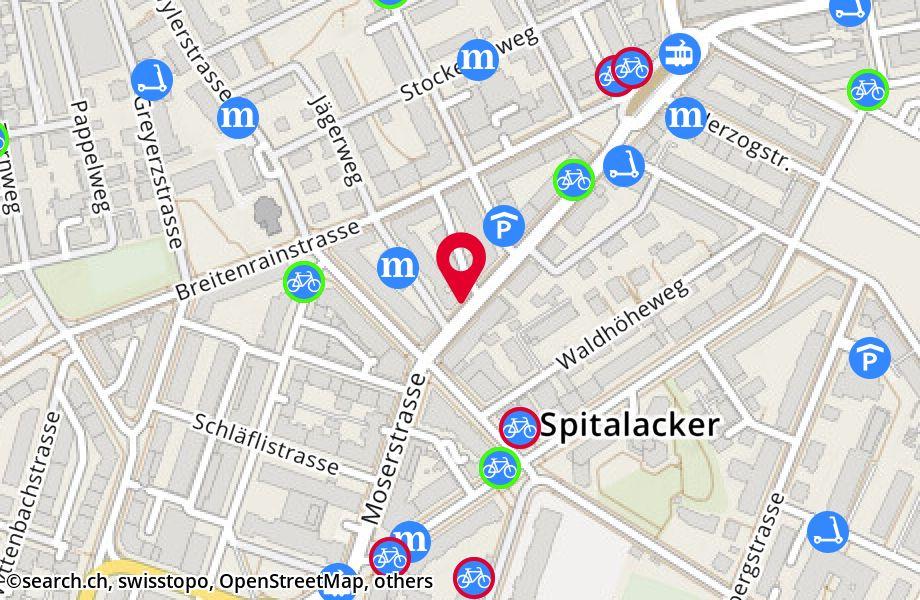 Moserstrasse 25,3014 Bern