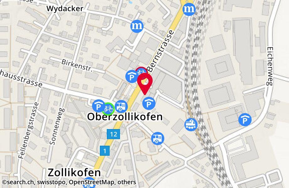 Bernstrasse 162,3052 Zollikofen