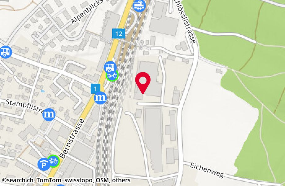 Eichenweg 49,3052 Zollikofen