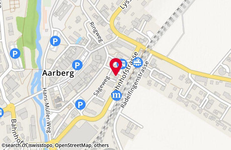 Bahnhofstrasse 6,3270 Aarberg