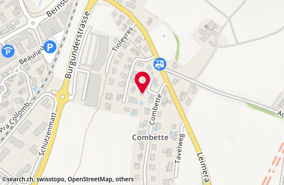 Combette 12,3280 Murten