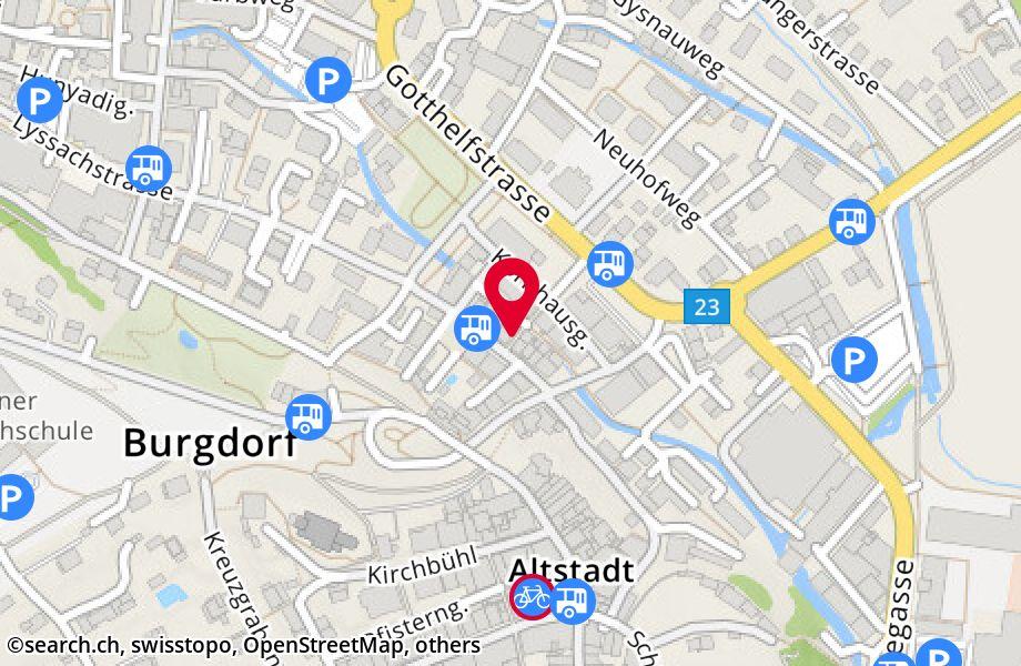 Mühlegasse 10,3400 Burgdorf
