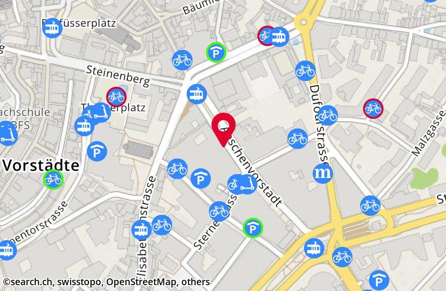 Aeschenvorstadt 24,4051 Basel