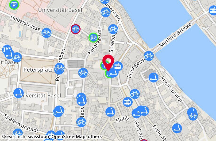 Fischmarkt 10,4051 Basel