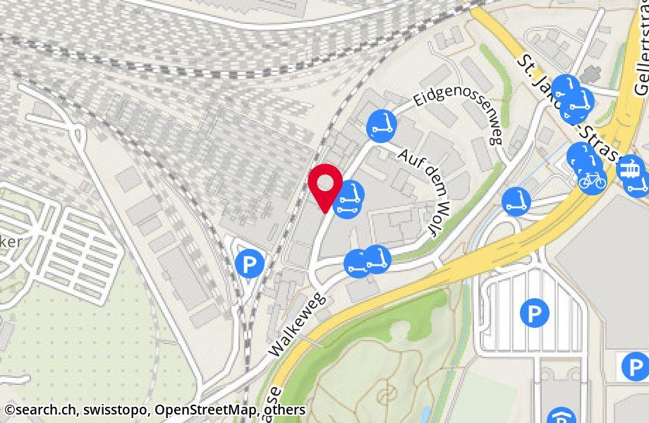 Auf dem Wolf 11,4052 Basel