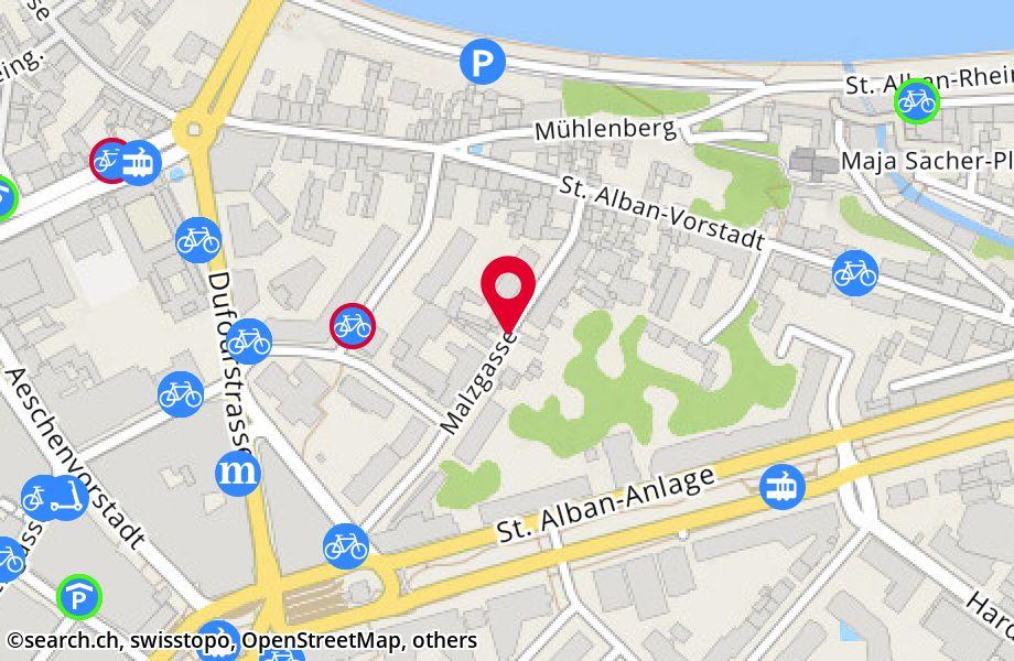 Malzgasse 16,4052 Basel