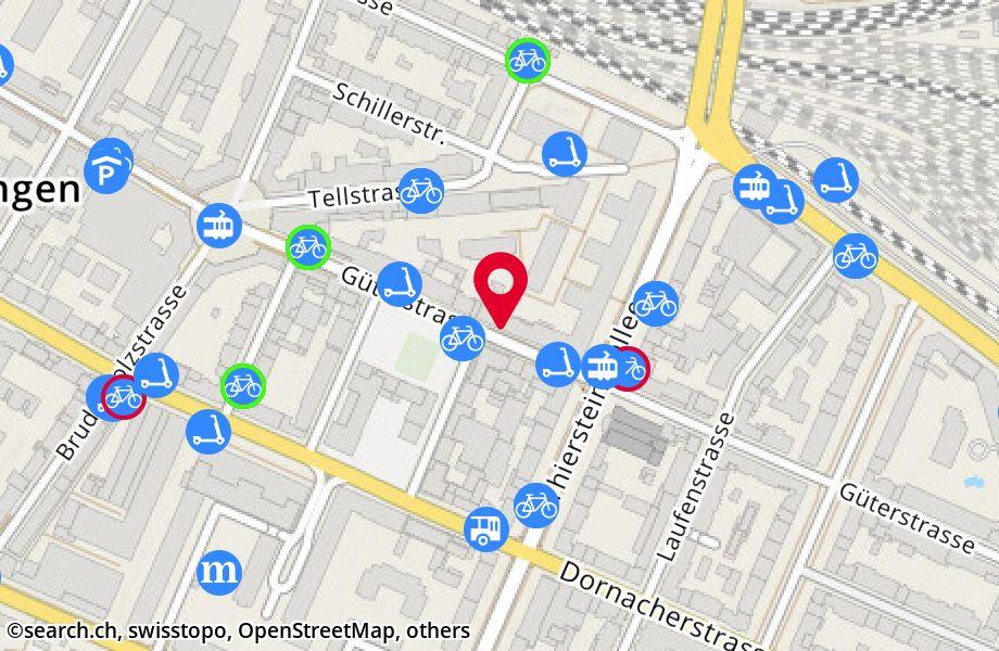 Güterstrasse 245,4053 Basel