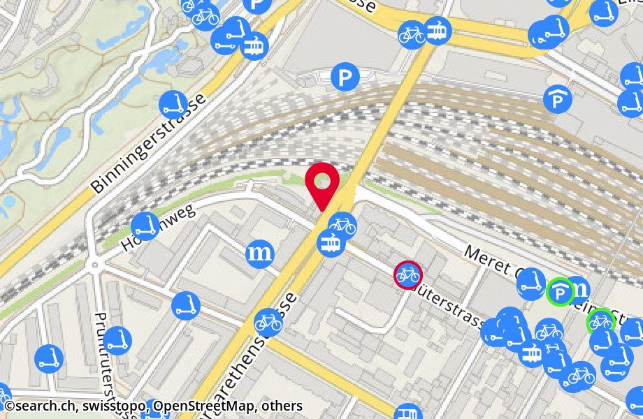 Margarethenstrasse 38,4053 Basel