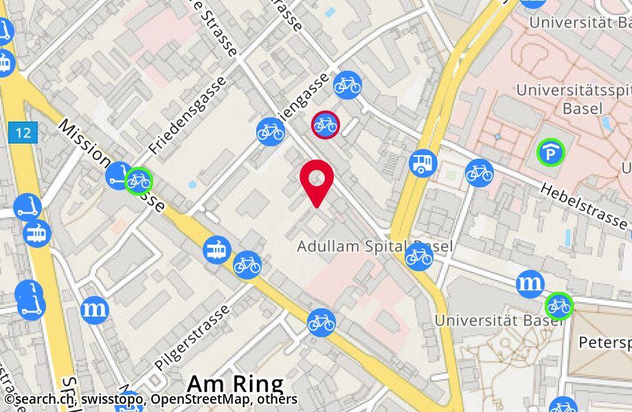 Mittlere Strasse 33,4056 Basel
