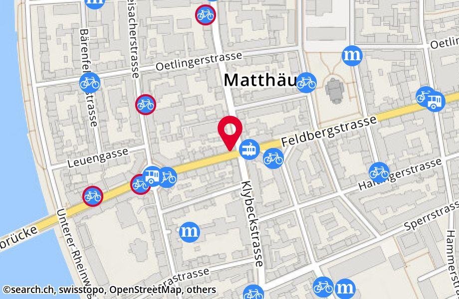 Feldbergstrasse 47,4057 Basel