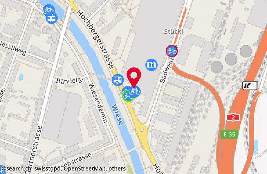 Hochbergerstrasse 70,4057 Basel