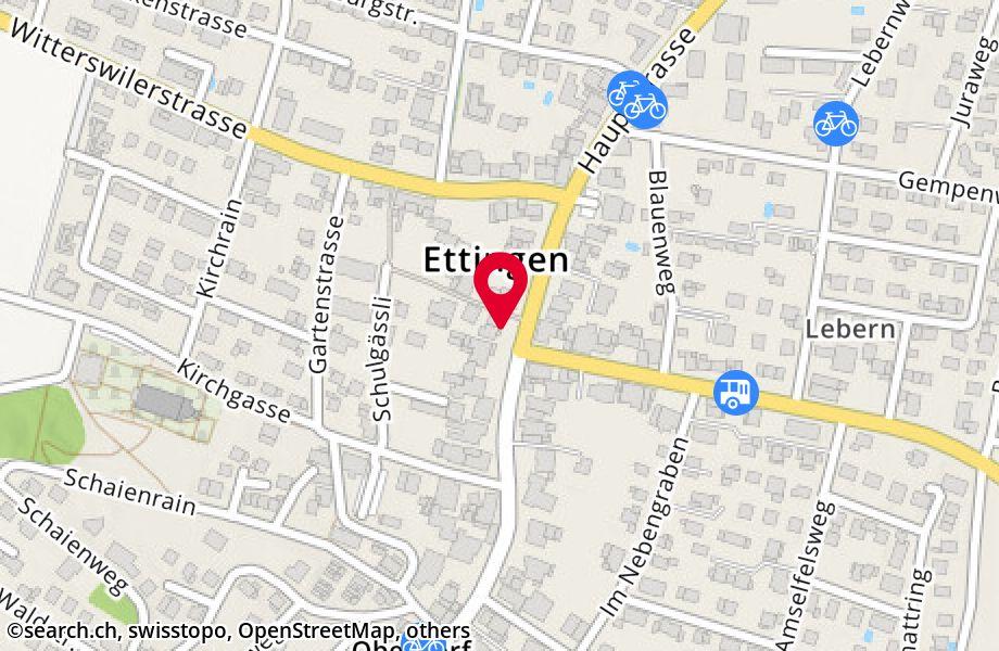 Hauptstrasse 30,4107 Ettingen