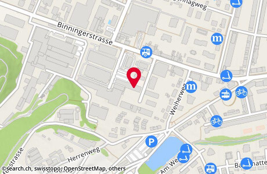 Stockbrunnenrain 8,4123 Allschwil