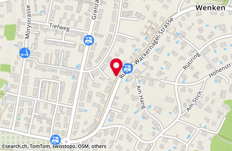 Rudolf Wackernagel-Strasse 79,4125 Riehen