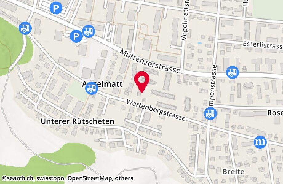 Wartenbergstrasse 44,4133 Pratteln