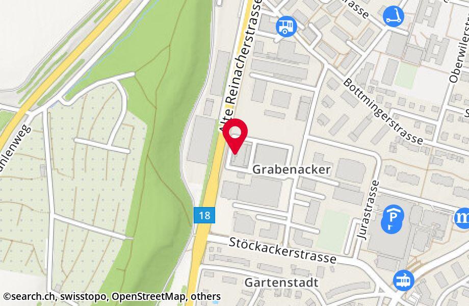 Grabenackerstrasse 8B,4142 Münchenstein