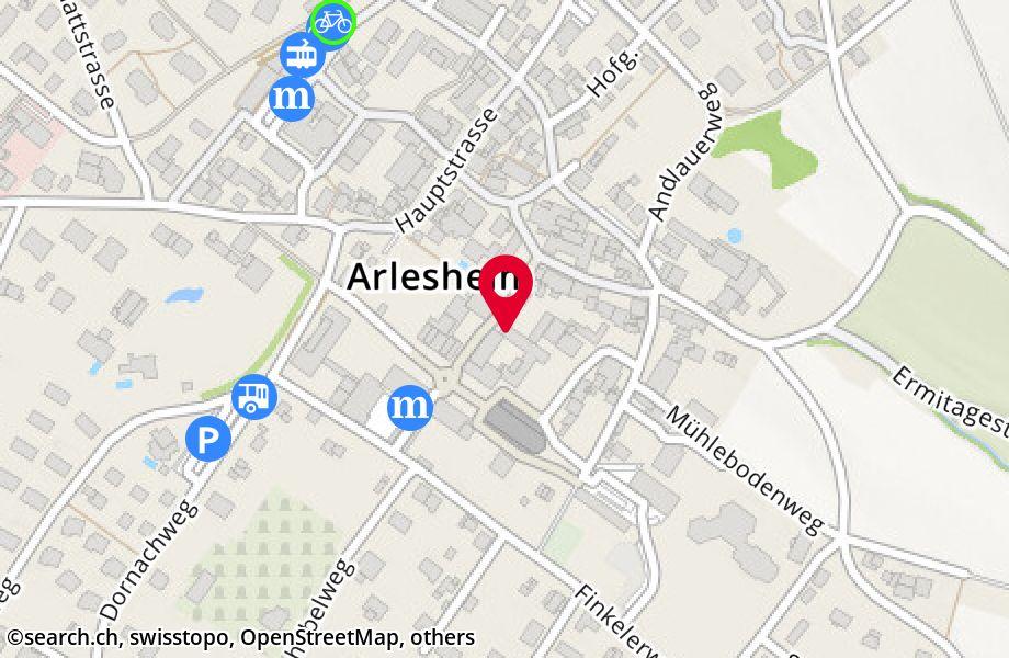 Domgasse 2,4144 Arlesheim