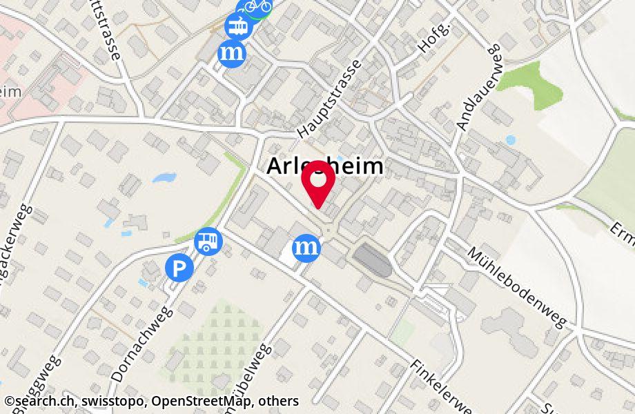 Domplatz 5/7,4144 Arlesheim